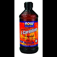 NOW Sports NOW Sports L-Carnitine Liquid 3000mg 16oz