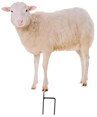 Animal de la ferme décoratif sur pic Mouton