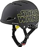 Alpina Jungen Park JR. Fahrradhelm Star Wars-Black 51-55 cm