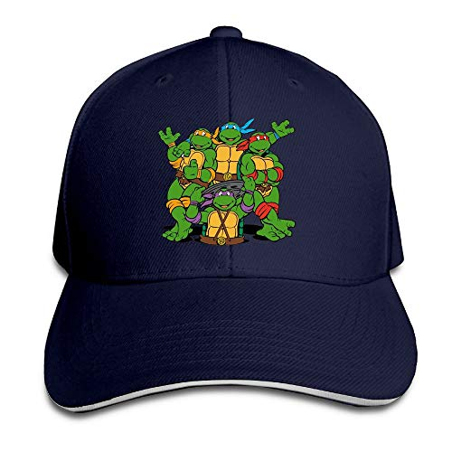 Ninja Turtle Eimer - Teenage Mutant Ninja Turtles Visor Hats