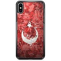 MyHomeCase Coque Iphone XR Drapeau Turquie Bords Noirs a97c39da58eb