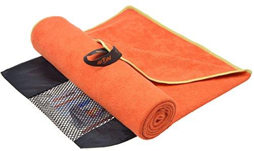 sunland-serviette-voyage-en-microfibre-sechage-rapide-sport-camping-60x120cm-orange