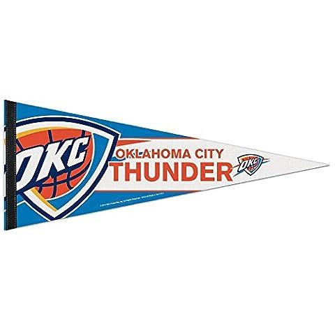 Wincraft Oklahoma City Thunder Big Logo Premium NBA fanion