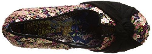 Irregular Choice Dazzle Pants, Escarpins femme Black (Black Multi)