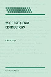 Word Frequency Distributions (Text, Speech and Language Technology)