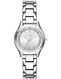 Karl Lagerfeld KL1613 - Reloj con correa de metal, para mujer, color plateado