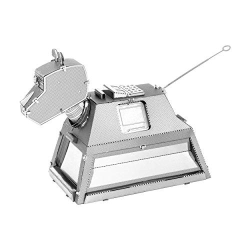 Fascinations Metal Earth Doctor Wer K-9 3D Laser Cut Modell