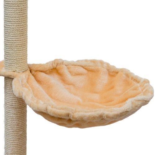 katzeninfo24.de 14902 Liegemulde Beige Durchmesser 45cm