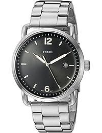 Fossil Analog Black Dial Men's Watch-FS5391