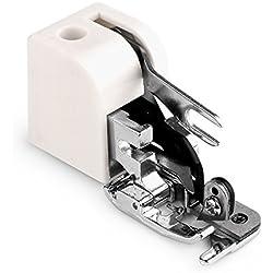 Tioodre 1 pcs Pince coupante de côté Surjet Pieds de biche machine à coudre de fixation pour Brother