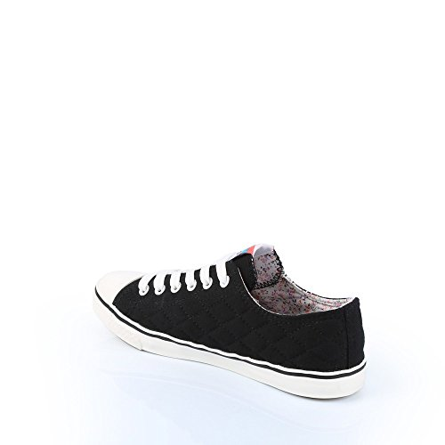 Ideal, gepolsterte Shoes Syrine Sneaker Halbschuhe Schwarz - Schwarz