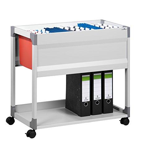 Durable 378410 System File Trolley 90 A4) grau