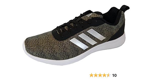Adidas Men's Black Running Shoes-11 UK