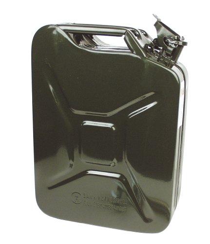 Preisvergleich Produktbild Mannesmann Benzinkanister aus Blech, 20 Liter, M  047-T-20
