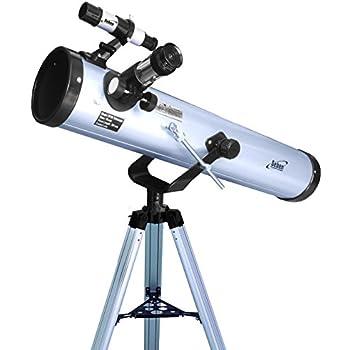 """Télescope réflecteur 700-76 de Seben """"Big Pack"""" inclus"""