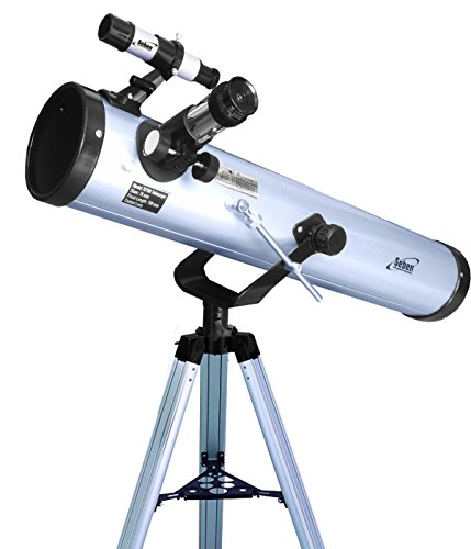 Seben 700-76 Telescopio Reflector Big Pack Incluido