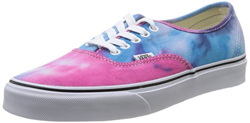 Vans Authentic, Sneaker Unisex – Adulto (blau/pink)