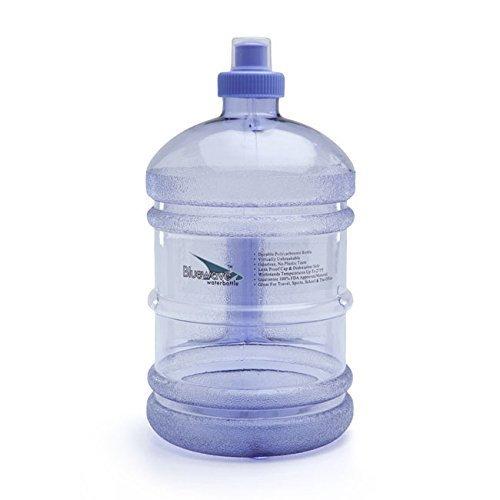 Bluewave DAILY 8® Water Jug - 1.9 Liter (64 oz) Gen1 BPA-freie Trinkflasche Lila
