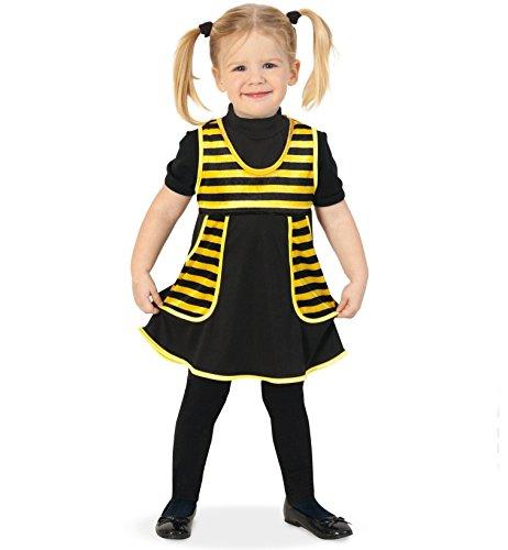 eid Biene in drei Größen (92) (Clevere Kostüme Für Mädchen)