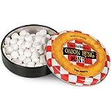 Bonbons ONION RING MINTS - schmecken nach Zwiebelringen