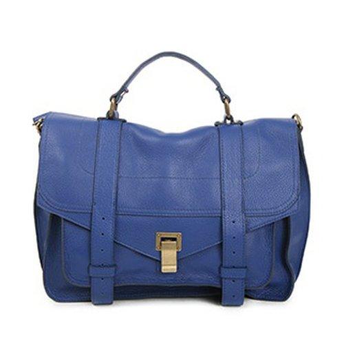 Violett-PROENZA femmes sac a main BLUE