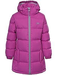 Amazon.co.uk  Purple - Coats   Jackets   Girls  Clothing dbc84332f553