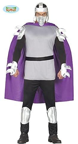 Ninja Mutant - Kostüm für Herren Gr. M/L, Größe:L (Shredder Schildkröten Kostüm)