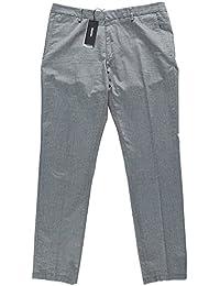 Strellson broches homme-slim fit anzughose gris