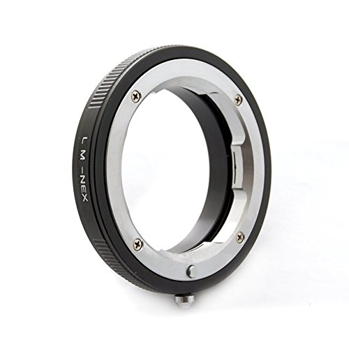 Mondpalast ® Adattatore Mount Per Leica M Lente Summicron Summiltar Summilux Elmar a Sony NEX ILCE