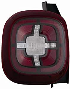 Versione 1 Portellone Lato Passeggero 7438635068752 Derb Faro Gruppo Ottico Posteriore Dx Destro