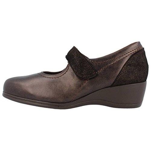 Lacci scarpe per donna, colore Marrone , marca PINOSOS, modello Lacci Scarpe Per Donna PINOSOS CHENILLA Marrone Marrone