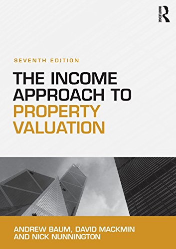 The Income Approach to Property Valuation por Andrew Baum