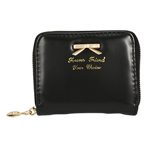 Wildlead Frauen kupplung Neue 2014 Mode Bunte Dame Schöne Geldbörse Kupplung Frauen Brieftaschen Kurze Kleine Tasche Pu-leder Karte Halten SV00 (Kupplung Brieftasche)
