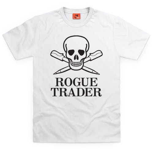 Square Mile Rogue T-Shirt, Herren Wei