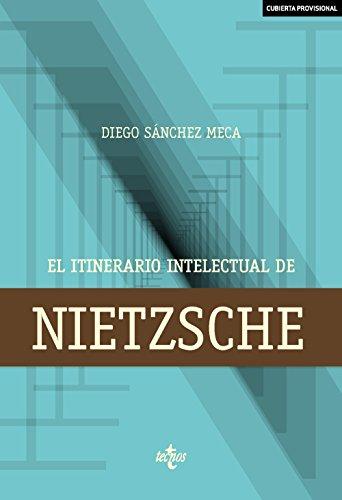 El itinerario intelectual de Nietzsche por Diego Sánchez Meca