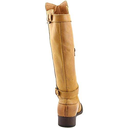 Rocket Dog Cato Femmes Cuir Botte Gold Rush