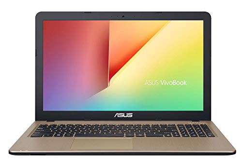 "ASUS VivoBook K540LA-XX1453T - Portátil de 15.6"" HD (Intel Core i3-5005U, 8GB RAM, 256GB SSD, Intel HD Graphics 5500,Windows 10 Home) Negro - Teclado QWERTY español"