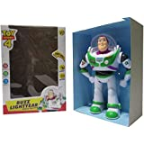 Toy Story 4 Buzz Lightyear Action Figure - Multicolor