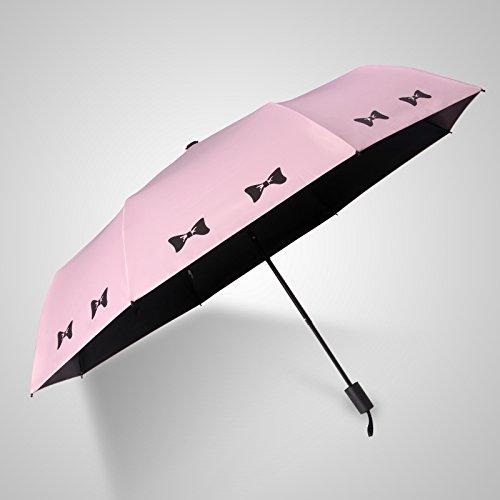 fyzs-kleine-frisch-und-einfach-sonnenschirm-uv-kleber-schwarze-sonnenschirm-regenschirm-regen-sonnen