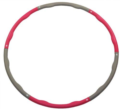 Ultrasport Wave Hula Hoop Reifen - Aro de hula...