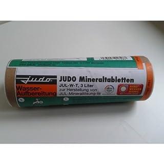 Judo Mineraltabletten JUL-W für Härtegrad 1+2, für 25 Liter