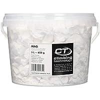 8cplus EBS0650 Magnesio Crunchy, Blanco, Talla Única