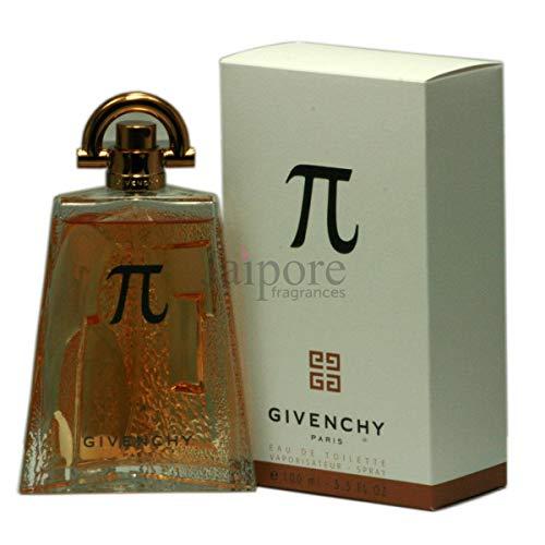 Givenchy Pi Eau de Toilette 100 ml (Men) - Mandarine-basilikum