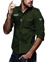 98d02300aef4 Amazon.es: 3XL - Camisas / Camisetas, polos y camisas: Ropa