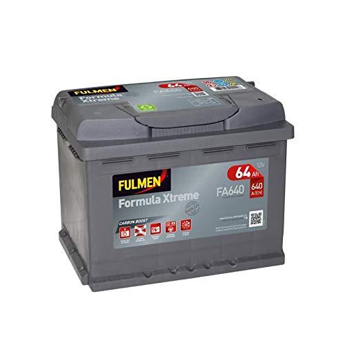 Fulmen Batterie voiture FA640 12 V 64 Ah 640 A