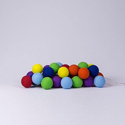 Cotton Ball Lights 716855432063