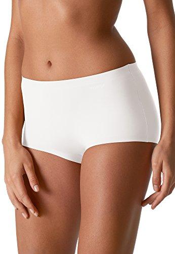 Mey Basics Illusion Damen Panties 79003 Weiß