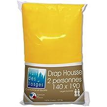 drap housse 140x190 jaune Amazon.fr : drap housse jaune 140x190   Livraison gratuite drap housse 140x190 jaune