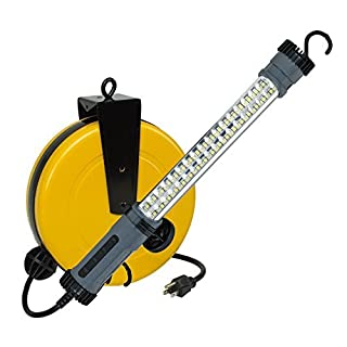 Alert Stamping 5050SM 34 SMD LED 500 Lumen Retractable Cord by Alert Stamping