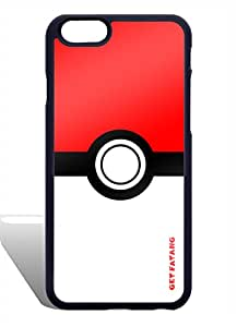 Get Fatang Gotta Catch 'Em All - Cartoon Theme Printed Back Cover Case for Apple iPhone 6/6S